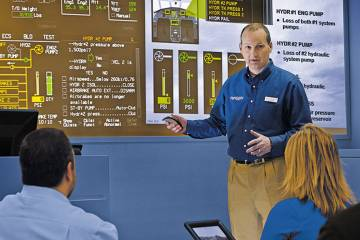 FlightSafety International (Booth N5116) has announced several new training initiatives.