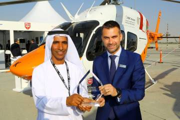Bell 429 delivery