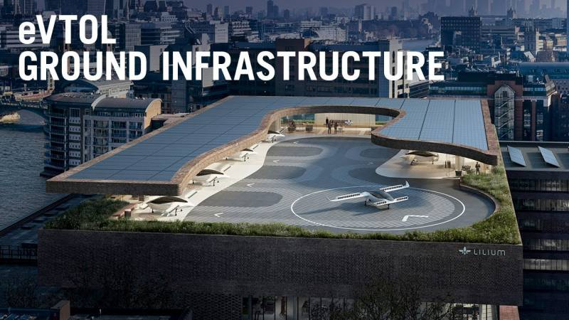 Infrastructure Will Be Key To Unlocking Electric Aircraft Access in Cities