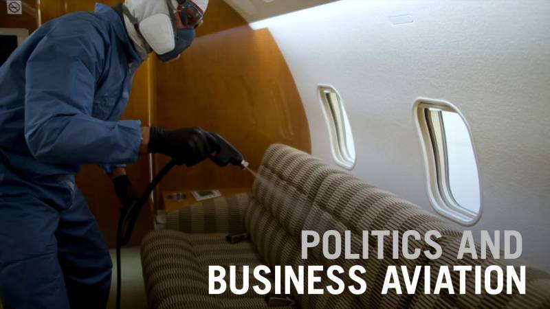What Does Political Confusion in Washington Mean for Aviation's Covid Survival?