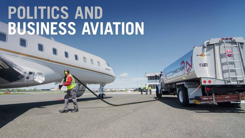 What Does a New U.S. President Mean For Business Aviation?